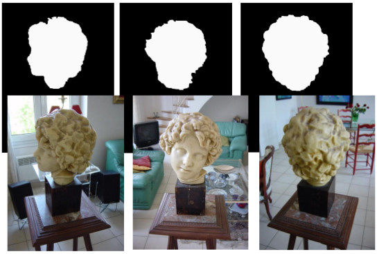 N-Tuple Color Segmentation for Multi-View Silhouette Extraction